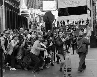 Time Square - 12x18