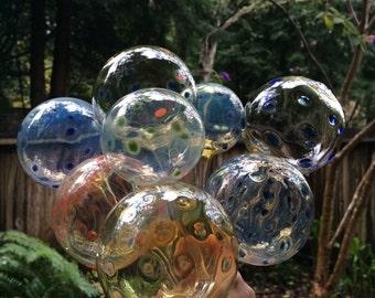 Glass Aqua Bulbs