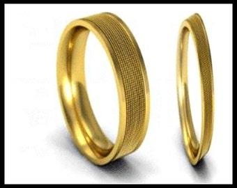 Wedding Ring 18ct Wedding Band Gold Wedding Ring 18k Wedding Ring Men Wedding Ring Women Ring 18ct Wedding Ring 18k Ring 18ct gold ring