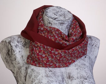 Scarf, Snood, scarf, neck warmer, Cheche, Guetrine
