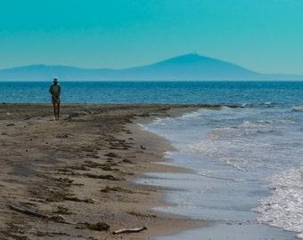 Distance Beach
