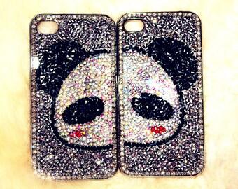 Bling Panda iPhone4/5 Case