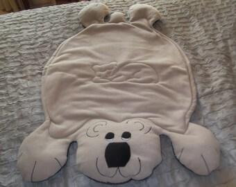 Polka Dot Bear Snuggler
