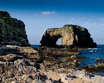 The Great Pollet Sea Arch (FREE MOUNT- QUALITY Print)