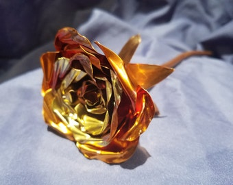 Fire Rose (#123)