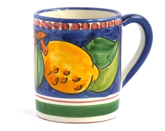 Coffee mug Ravello design : Lovely Sorrento