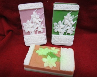 Handmade Soap, Valentine's Day Gift, Easter gift, Thank You gift