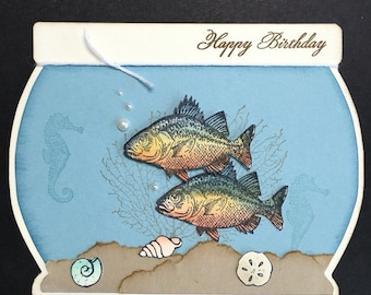Fishbowl card