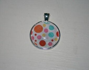 Polka Party Medallion