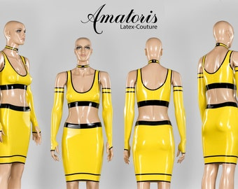 Latex-Outfit LO0001