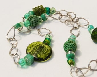 PEA PODDS - ARTISAN Necklace -