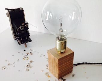 Watson lamp - by Etienne bois