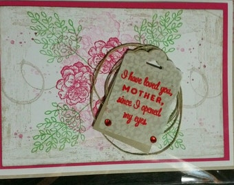 Mothers Day Cards (Your Choice)