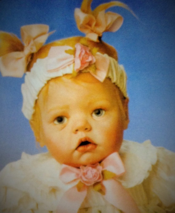 Hildegard Gunzel Porcelain Doll Elizabeth Realistic Lifelike Reborn My Little Miracle Treasury Collection Rare New in Orginal Box