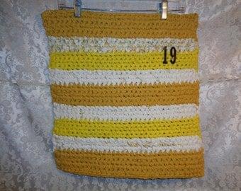Hand Crocheted Rag Rugs