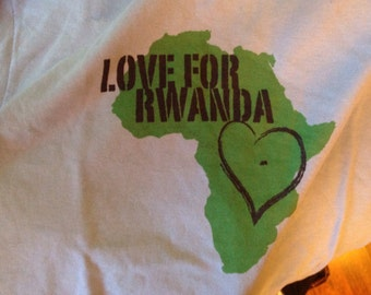 Rwanda shirts