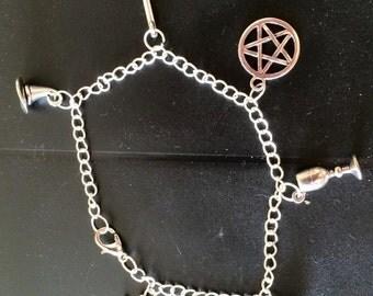 Altar Charm Bracelet