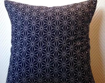 cushion pattern starry geometry