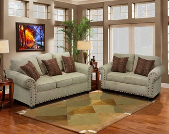 SALE !!!!!!! Sofa / couch  Love seat set