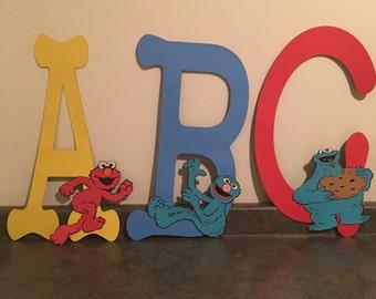Sesame Street ABCLetters/123Numbers