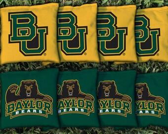 Baylor Bears Cornhole Bag Set