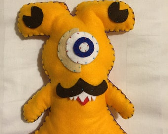 Crazy Stuffed Toys