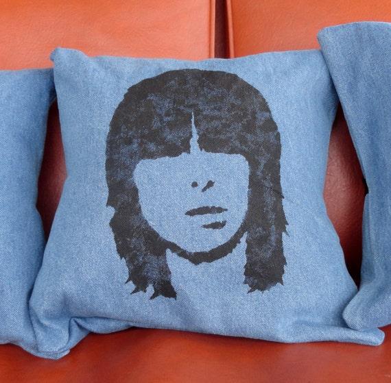 Chrissie Hynde pillow