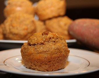Sweet Potato Muffin's