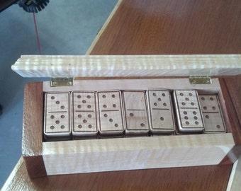 Wooden Domino's