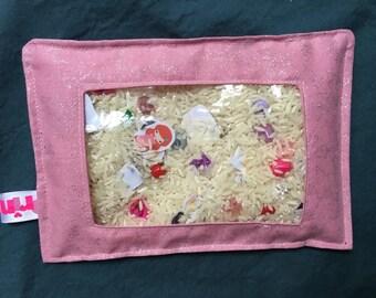 PRINCESS ispy/Sensory Bag