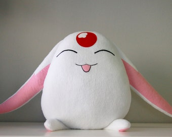 Mokona pillow from Tsubasa Chronicle handmade kawaii
