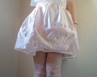 Pink dolly skirt