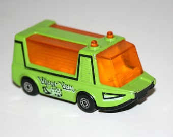 Vintage 1970's MATCHBOX / LESNEY 'Superfast' Stretcha Fetcha Viper Van - Made In England