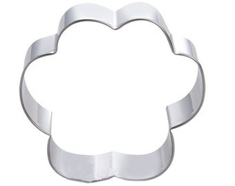 """3"""" Stainless Paw Cookie Cutter Dog Bear School Team free shipping"""