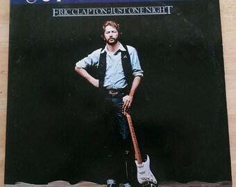 Eric Clapton - Just One Night - NR 32 - 1981 - Nautilus Super Disc Half Speed Master