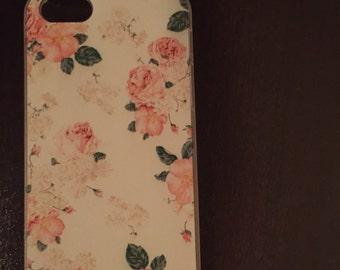 Flower Cellphone Case - iPhone 5/5s