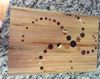 Whimsical Cutting Board