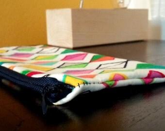 Pencil case / cosmetics case / colorful