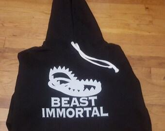Beast Immortal hoodie
