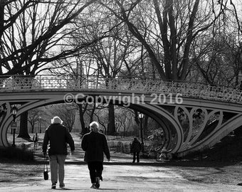 Central Park Lovers