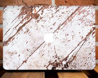 Fainted Wood MacBook Air 13 Case Mac Book Pro Case MacBook Cover 12 Case Macbook Air Case MacBook Pro 13 Case MacBook Laptop Case WCm133