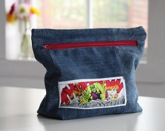 Make Up / Cosmetic Bag - Marvel