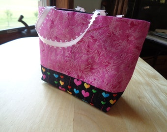 Small Pink Fairy Frost Gift Bag