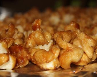 """Nelda Puffs """"Caramel"""" or """"Cheesy Caramel"""""""