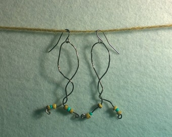 All Wired Up Earrings