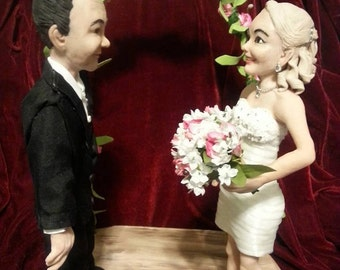 wedding sculpture