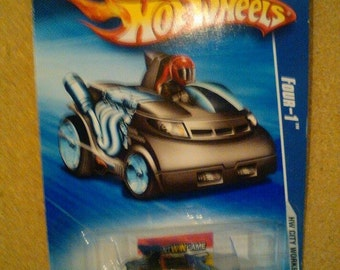 Four 1 Mini Race Car