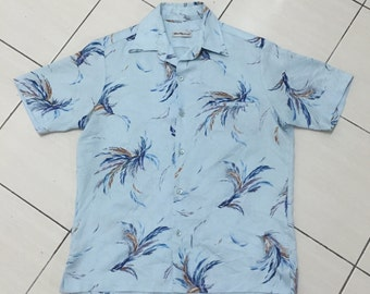 BIGSALE Vintage Tori Richard Tm hawaiian style abstract shirt Rare Sun surf design