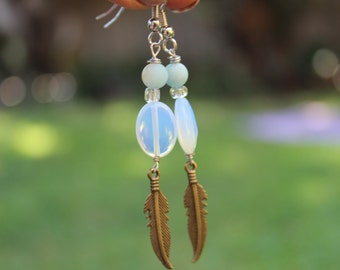 Opalite Dream Earrings