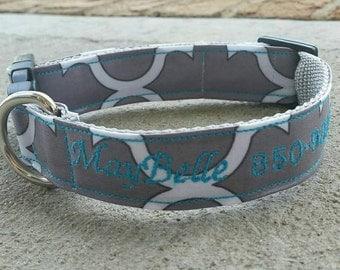Custom Embroidered Collars